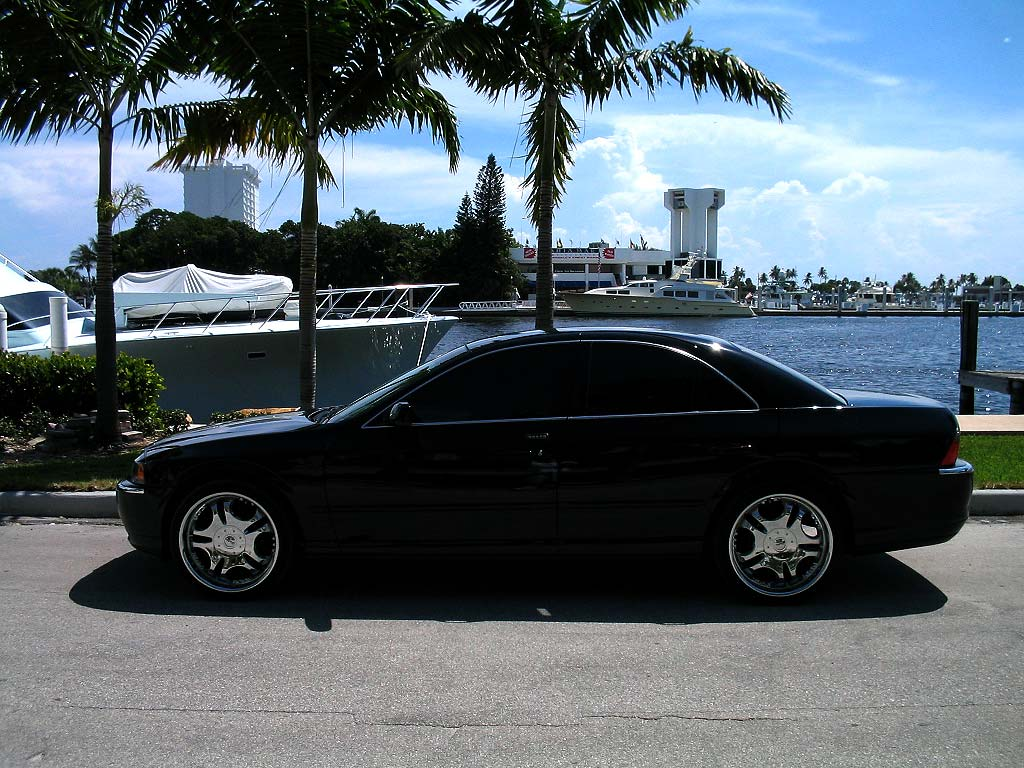 2003+lincoln+ls+rims